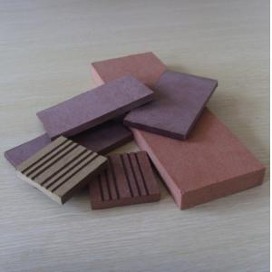 China Reclaimed Wood Plastic Composite WPC Wall Panel for Playground on sale