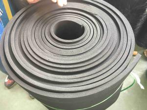 China SBR/NBR/CR/EPDM/VITON/SILICON RUBBER SHEET ROLLS on sale