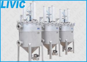 China Industrial Water Filter For Mechanical Solvant , Self Cleaning Purifier For Coatings on sale