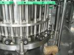 Large Automatic PET Bottle Filling Machine , Drinking Water Production Line 7000 B / H