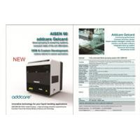 fully automated blood grouping system AISEN90 desk top