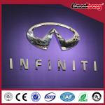 car stickers sign/4s store acrylic thermform led lighting car emblem