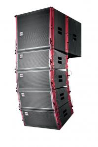 China Dual 8-inch passive line arrays speaker on sale