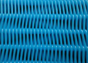 China Spiral Link Type Polyester Screen Mesh For Paper Making Machine 1200CFM on sale