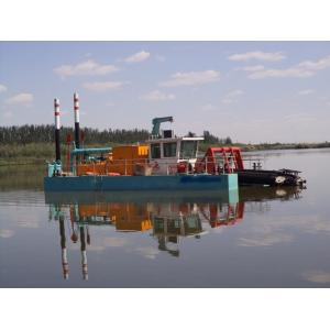 China cutter suction type iron ore dredging ship on sale