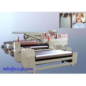 China Plastic poly coating lamination machine on sale