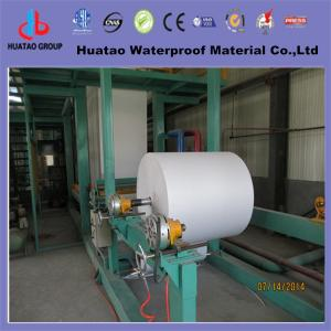 China Polyester Reinforced Waterproofing Membrane on sale