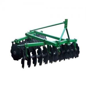 China Light-Duty 3 Point Mounted Tractor Disc Harrow 1BQXJ-1.1 , Farm Implement on sale