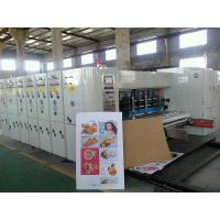 [ZB-P1200-3000-4]High speed Water Ink Flexo Printting Slotting Rotary Die Cutting
