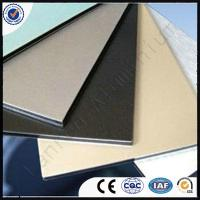China Plastic PVDF Aluminium composite panel on sale