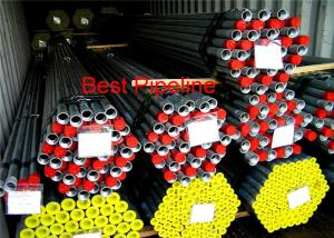 China DIN 17175 Seamless Alloy Steel Pipe Wall Thickness Tolerance And Mechanical Properties on sale