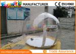 Igloo Inflatable Clear Bubble Tent / Inflatable Transparent Tent