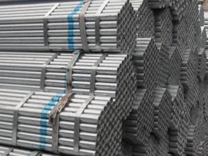 China BS1387 class b galvanized steel pipe on sale