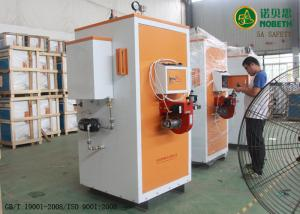 China High Efficient 100KG Oil Fired Steam Generator , Natural Gas Steam Generator on sale