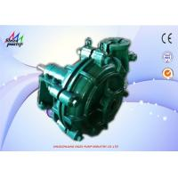 Horizontal Hydrocyclone High Head Slurry Pump 3 Inches For Mineral Processing