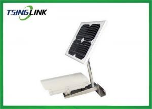 China Wireless Solar Powered CCTV Camera Outdoor Security 4G Low Power Battery Camera on sale