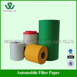 China Air Filter Paper for Auto on sale