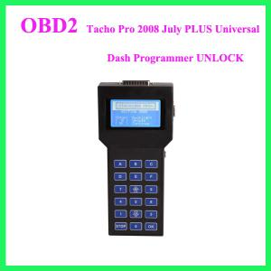 China Tacho Pro 2008 July PLUS Universal Dash Programmer UNLOCK on sale