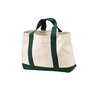 China Simple Style Custom Canvas Tote Bags Various Colors Large Space For Shopping on sale
