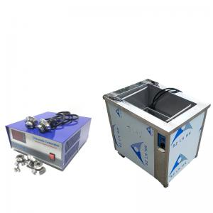 China New Condition Ultrasonic Cleaning Machine Industry Clean Solution 28/40/80khz on sale