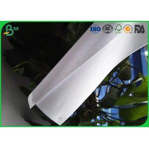Papier blanc 787 x 1092mm d'impression offset de pâte de bois de Vierge pour l'impression de magazine