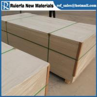 Fire resistant and water resistant calcium silicate board factory China, Free samples REF-01