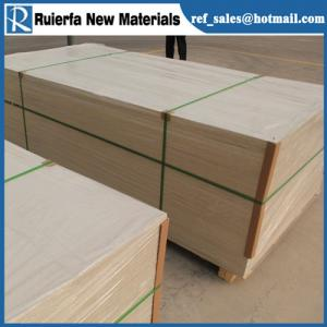 China Fire resistant and water resistant calcium silicate board factory China, Free samples REF-01 on sale