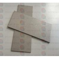 Titanium metal powder sintered porous filter plate baoji stock