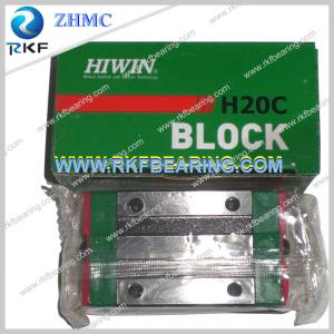 China HGH20CA Taiwan HIWIN Linear Ball Guideway For Heavy Load Machines on sale