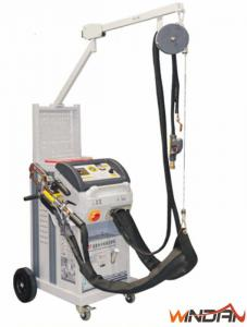 China 5 Lcd Monitor Single Sided Spot Welder , Automatic Hand Held Spot Welder on sale