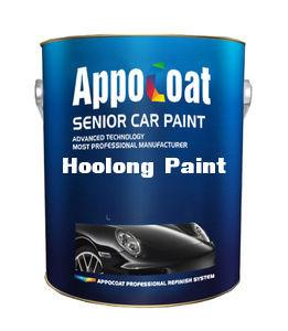 China Auto Coatings- 2K Mud Yellow auto paint on sale