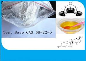 High Purity Legal Anabolic Steroids Testosterone Base Powder