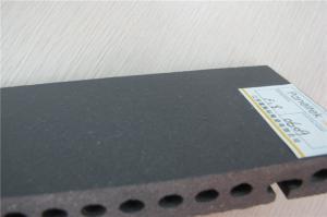 Quality Dark Grey Rainscreen Facade Systems Terracotta Exterior Wall Cladding Material for sale