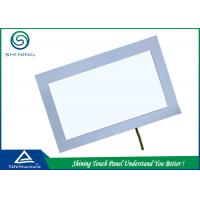 """Transparent 10.1"""" Smart Home Touch Panel Conductive ITO For LCD Module"""