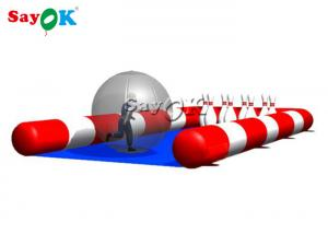 China Customized Inflatable Human Bowling Equipment  Inflatable Bowling Alley on sale