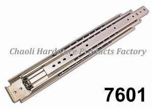 China 76mm Heavy duty drawer slide 7601 on sale