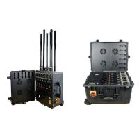 8 Antennas Drone Signal Jammer / 2.4 Ghz Frequency Jammer With 2 Hours Inner Battery