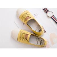 China Spring Korean Canvas Sneakers Shoes for student , soft bottom bee shoes on sale