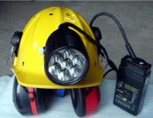 China (BSM2) miner personal protective Helmet with Flashlight Clip on sale