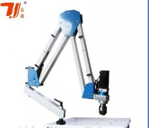 China Torque Stable Electric Tapping Machine For Both Hole And Blind Holes on sale