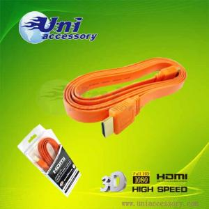 China HDMI Cable 1080P +Ethernet+3D For Bluray HDTV on sale