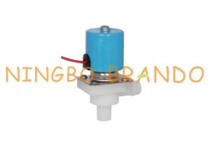 China 1/4 Reverse Osmosis System Low Pressure Plastic Drinking Water Solenoid Valve 24V on sale