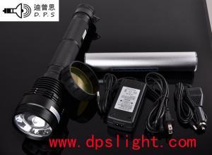 China DipuSi New with power indicator HID Xenon Flashlight on sale