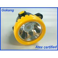 IP65 miners cap lamp, ATEX certification led miners cap lamp manufacturer, portable led mining headlamp