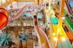 Transportez l'équipement extrême 1.4m | diamètre de jeu de parc aquatique de glissière/de parc aquatique adultes colorés de 1.7m