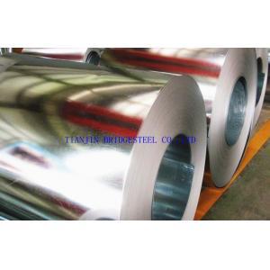 China Bobine en acier galvanisée plongée chaude de construction ASTM A53 STK400 STK500 on sale