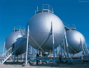 China Natural gas storage tanks/ stainless steel pressure vessel tanks on sale