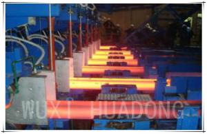 China R6M Steel Billet Continuous Casting Machine 3.0 m/min Casting Speed on sale