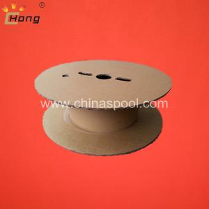China cheap corrugated paper reel for fish tape on sale