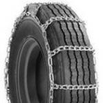 Highway Service Single Winter Tire Chains With All Steel Construction